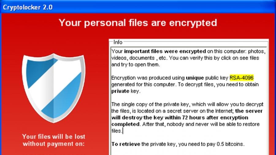 Cryplocker (Ransomware)